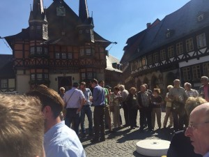 Dachverbandstagung in Wernigerode 2016