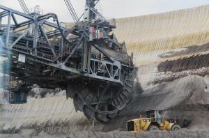 Exkursion Tagebau RWE