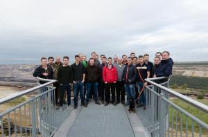 AJV!-Exkursion  Tagebau-RWE 16  20. Oktober 2017