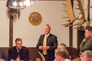 Polittalk mit FDP und LJV
